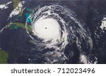 Geocolor image of hurricane...