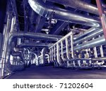 industrial zone  steel... | Shutterstock . vector #71202604