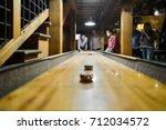 austin  texas   march 7  2014 ... | Shutterstock . vector #712034572