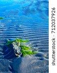 Small photo of Alluvium image. Blue nature background.