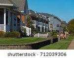 belmar  nj usa    september 9 ... | Shutterstock . vector #712039306