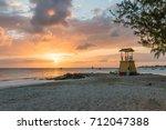 Sunset On Barbados
