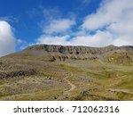 esja montain in iceland   Shutterstock . vector #712062316
