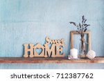 Shabby Old Interior Decor For...