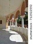 Small photo of Marble columns - Aegina, Greece
