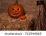 Halloween Jack O Lantern....