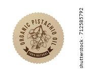 Organic Pistachio Oil Emblem...