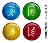bookmark multi color gradient...