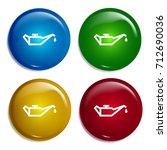 change car oil multi color...
