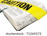 caution   bible