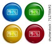 discount multi color gradient...