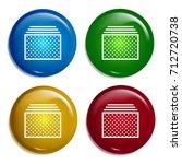 tabs multi color gradient...