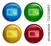 microwave oven multi color...