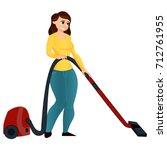 vector illustration of a...   Shutterstock .eps vector #712761955