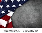 United States Of American Flag...