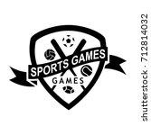 logo emblem | Shutterstock .eps vector #712814032
