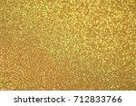 abstract glitter  lights... | Shutterstock . vector #712833766