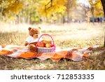 children's teddy bear sitting...