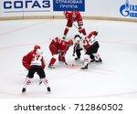 podolsk  russia   september 3 ... | Shutterstock . vector #712860502