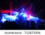 defocused entertainment concert