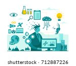 isolated artificial...   Shutterstock .eps vector #712887226