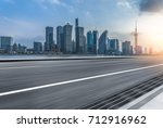cityscape and skyline of... | Shutterstock . vector #712916962