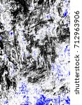 abstract grunge blue dark... | Shutterstock . vector #712963906