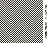 zigzag stripes seamless pattern.... | Shutterstock .eps vector #713025706