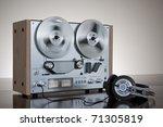 Vintage Reel To Reel Stereo...