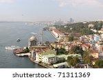 istanbul | Shutterstock . vector #71311369