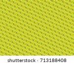 fun  fresh  unique geometric... | Shutterstock . vector #713188408