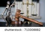 law | Shutterstock . vector #713308882
