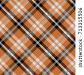 seamless tartan plaid pattern.... | Shutterstock .eps vector #713315506