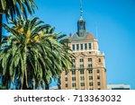 Sacramento California Cityscape ...