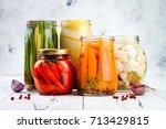 Marinated Pickles Variety...
