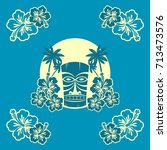 aloha hawaiian bar dan flower