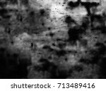 vintage black and white texture | Shutterstock . vector #713489416