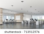 Two Conference Rooms With Glas...