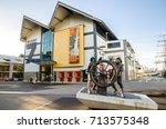 sydney  australia.   on july 13 ... | Shutterstock . vector #713575348