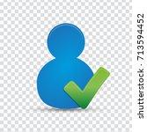 user accept