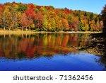 Fall Color  Summit Lake ...