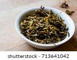 zahter   brine herb thyme  ... | Shutterstock . vector #713641042