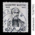 italy   circa 1972  a stamp... | Shutterstock . vector #71367931