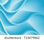 vector illustration of twisted... | Shutterstock .eps vector #713679862