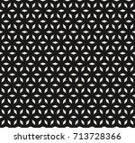 vector seamless pattern  simple ... | Shutterstock .eps vector #713728366