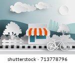 Minimart Modern Supermarket...