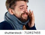 Small photo of stuffy nose.