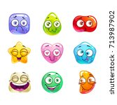 funny cartoon candy characters...