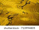 yellow sand | Shutterstock . vector #713994805