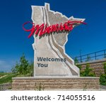 stillwater  mn usa   june 10 ... | Shutterstock . vector #714055516